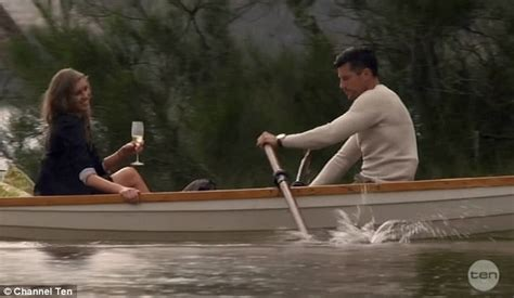 Rowboat In The Rain by The Bachelor S Madeleine Van Orsouw Shows Off Baby Boy