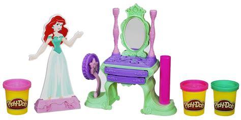 play doh disney princesse la coiffeuse d ariel p 226 te 224 modeler