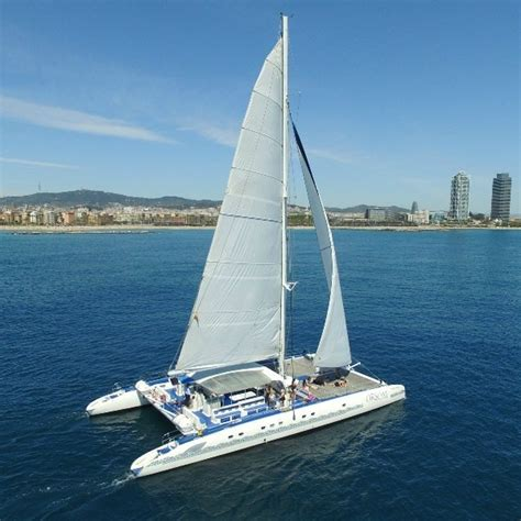 Catamaran En Barcelona by Catamaran Ride