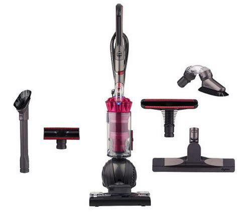 dyson dc40 multi floor upright vacuum w accessories qvc