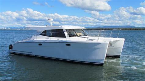 Small Catamaran For Sale Australia by Power Boat Plans Australia