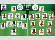 LIVE Manchester City vs Liverpool BeSoccer