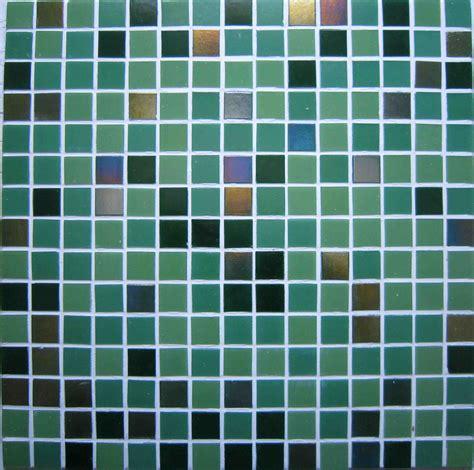 ptes de verre verte nacre verde concept mosaque