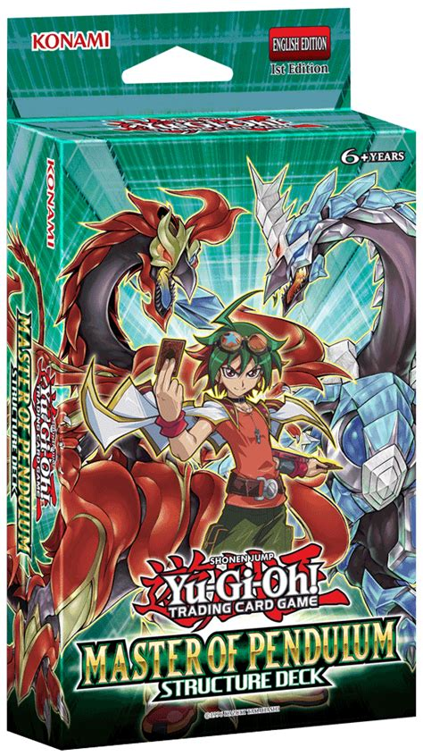 Yugioh Structure Decks List by Yu Gi Oh Master Of Pendulum Structure Deck Blowfish