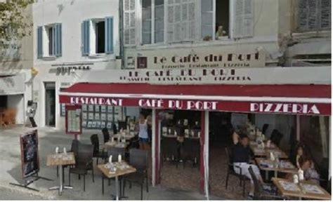 restaurant le caf 233 du port dans la ciotat avec cuisine fran 231 aise restoranking fr