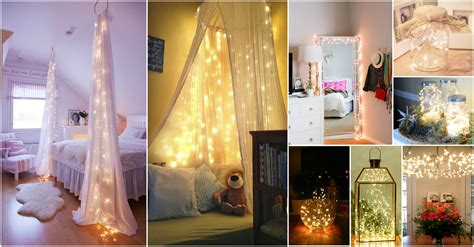 Eye-catching Christmas Fairy Lights Decor Ideas For Pendant Light Kitchen Island Small Decorating Ideas For Apartment Ontario Table And Stools Vintage Islands Simple Design Pictures White Pinterest Tile Kitchens