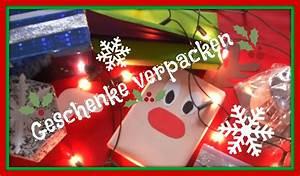Geschenke Schön Verpacken Tipps : geschenke kreativ verpacken f r weihnachten youtube ~ Markanthonyermac.com Haus und Dekorationen