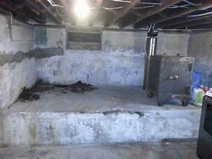 Removal of elevated basement slab?? - DoItYourself.com ...