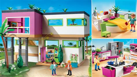 it s ok to be jealous of playmobil s new ultra modern luxury mansion gizmodo australia