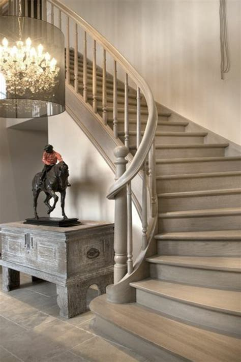 l escalier tournant en 40 jolies photos