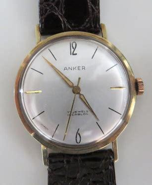 Anker Verify by Gouden Herenhorloge Anker Catawiki