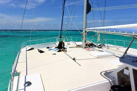Catamaran Snorkeling Grand Cayman by Hannibal Stingray City Charters Grand Cayman Cruise