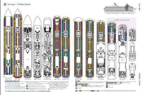 Carnival Splendor Deck Plans Printable by Missing A Touch Of Class 171 Heald S