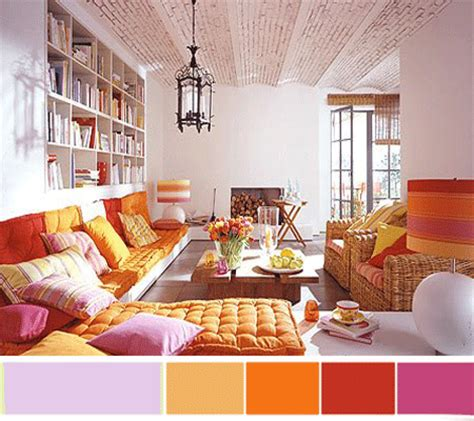 7 purple pink interior color schemes for decorating