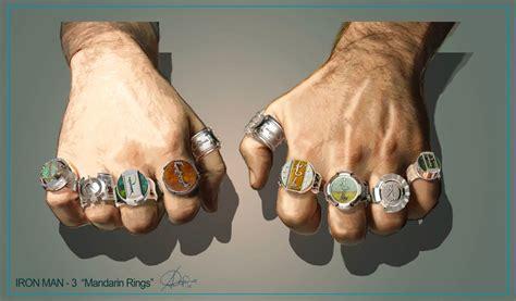 Stunning Iron Man 3 Mandarin Ten Rings Concept Art By. Infinity Engagement Rings. Fox Rings. Bush Rings. Aztec Rings. Coprolite Rings. Celtic Wedding Rings. Indestructible Wedding Rings. Sunglasses Engagement Rings