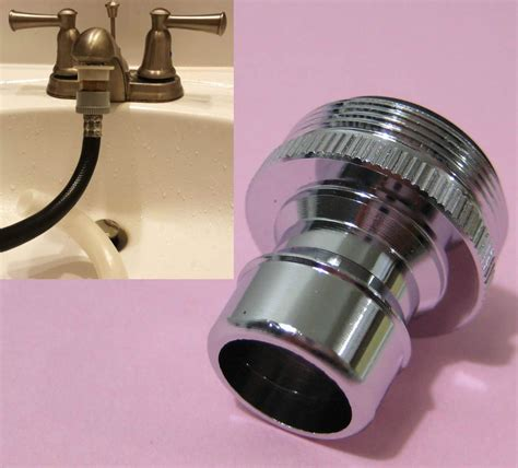 faucet quicksnap adapter for haier danby spt portable