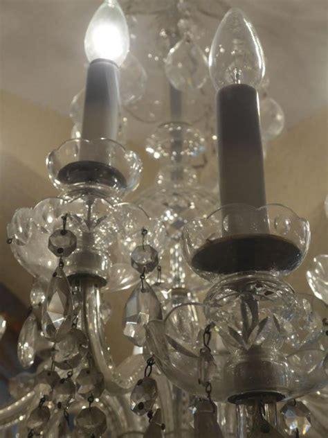 lustre a pilles en cristal de boh 202 me quot la boutique opio quot