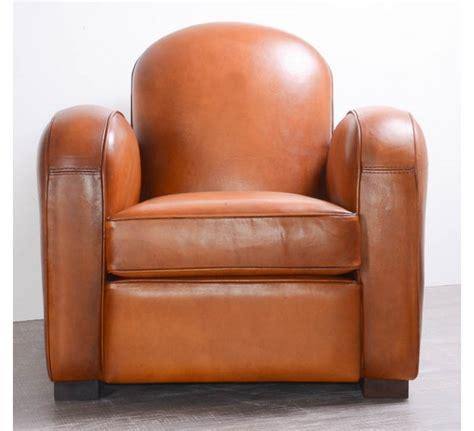 fauteuil club zurich en v 233 ritable basane de mouton 5091