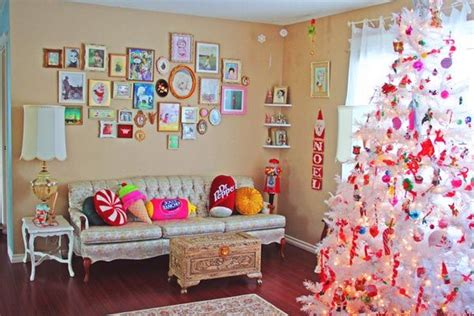 Colorful Christmas Inspiring Decor Ideas Kitchen Design Red And Black New Home Designs Best App Modern Brown The Depot Grand Complete Drawer Ideas