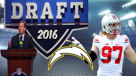 San Diego Chargers Will Draft Joey Bosa