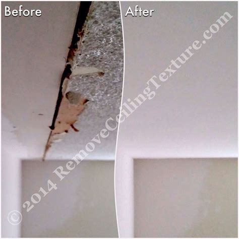 asbestos popcorn ceilings ceiling repair removeceilingtexture vancouver s ceiling experts