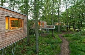 Tiny House In Deutschland : amazing tiny treehouse cabins in germany ~ Markanthonyermac.com Haus und Dekorationen