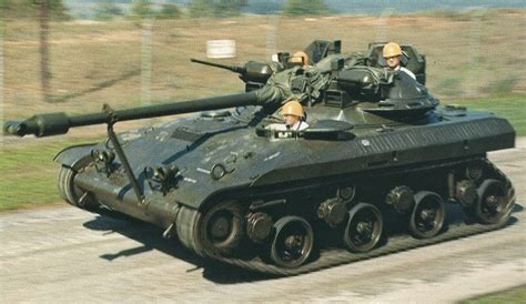Warfare Technology T92 Light Tank