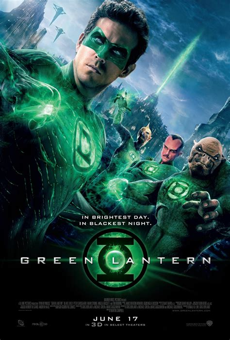 green lantern 2011 poster freemovieposters net