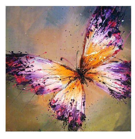 peint 224 la l huile abstraite toile d 233 coration peinture mural papillon china mainland
