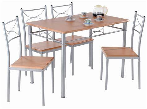 ensemble table de cuisine et 4 chaises i ensemble table et chaises cuisine