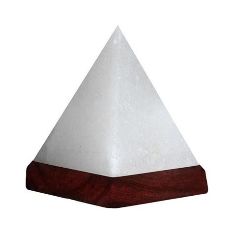 white multicolor himalayan rock salt usb pyramid l natures artifacts