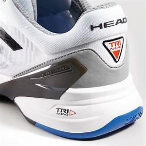 Head Mens Revolt Pro Tennis Shoes - Blue/White ...