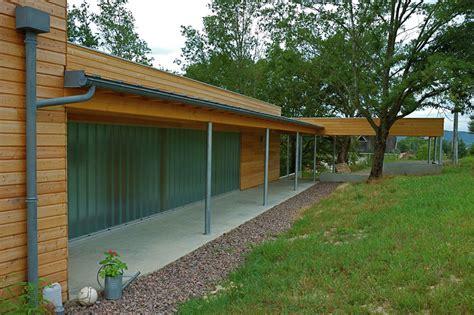avancee de terrasse en bois maison design hompot