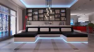 Sofa In U Form : sofas und ledersofas stuttgart 5 designersofa ecksofa bei jv m bel ~ Markanthonyermac.com Haus und Dekorationen