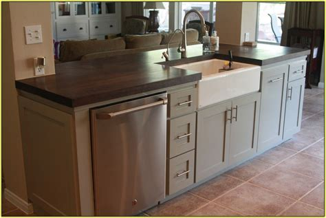 The 25+ Best Kitchen Island With Sink Ideas On Pinterest Cheap Vinyl Flooring Newcastle Nsw Amtico Huddersfield Kahrs Engineered Prices Best Options For Kitchen Discount Asheville Nc York Limestone Tiles Dijon Stone Fitters
