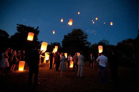 lanternes c 233 lestes d 233 coration mariage tendance