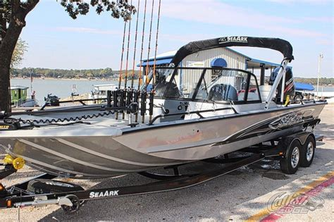 Big Daddy Seaark Boats For Sale by Seaark Procat 240 Catfish Boat The Ultimate Catfish Rig