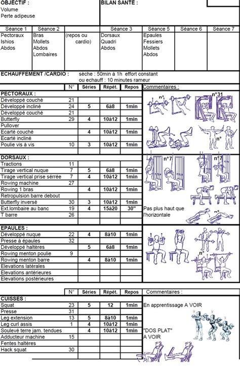 exercices de musculation en bodybuilding 6 176 partie