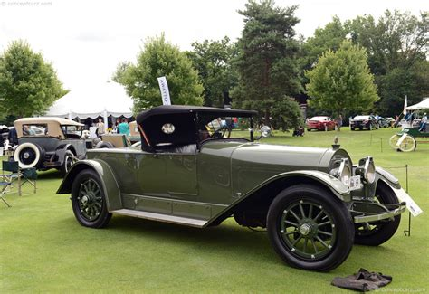 1919 Locomobile Type 48 Series 5 (sportif, Berline