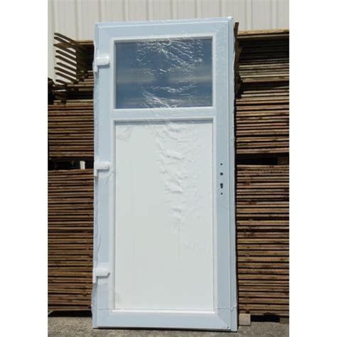 porte de service pvc vitree 28 images porte de service pvc 1 4 vitr 233 e mastock porte de