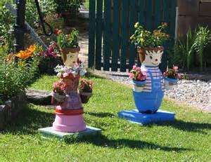 les customisations de pots de fleurs envie du jour