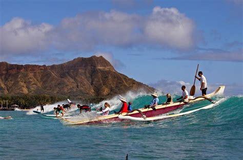 Canoes Beach Oahu by Top Hawaiian Surfing Spots