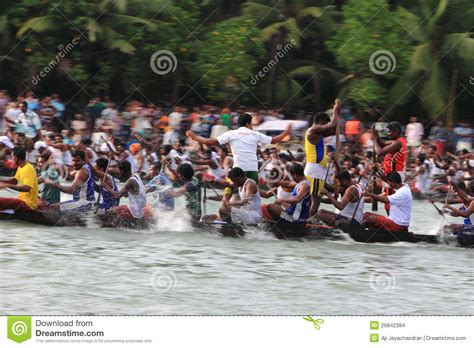Dream Boat Race by Boat Racing In Kerala Editorial Stock Image Image 26842384