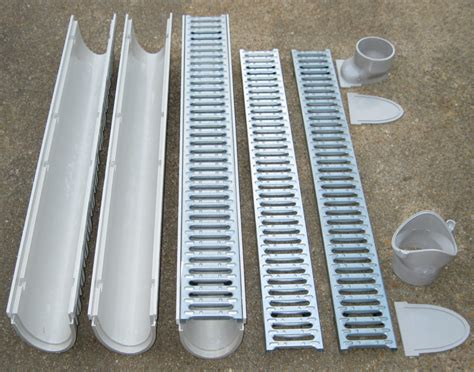 mea josam cps100 20 20 complete trench drain kit 4