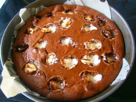 fondant au chocolat et aux oursons 224 la guimauve la cuisine de mimine