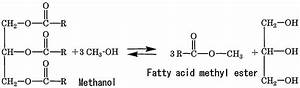 Patent EP1851294A2 - Method for producing fatty acid alkyl ...