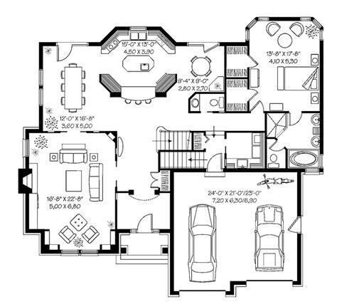 modern small house plans modern house floor plans 3000 square foot modern open floor house
