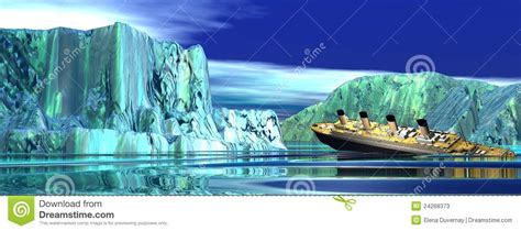 Dream Of Your Boat Sinking by Titanic Boat Sinking Stock Photos Image 24268373