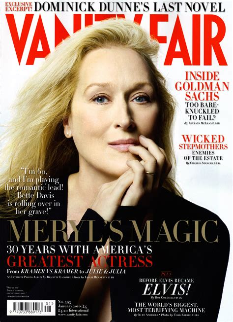 meryl on vanity fair cover jan 2010 meryl streep photo 9348567 fanpop