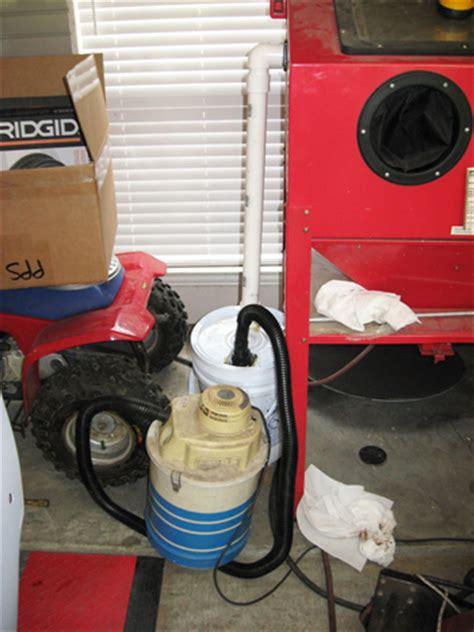blast cabinet vacuum filter chevytalk free restoration